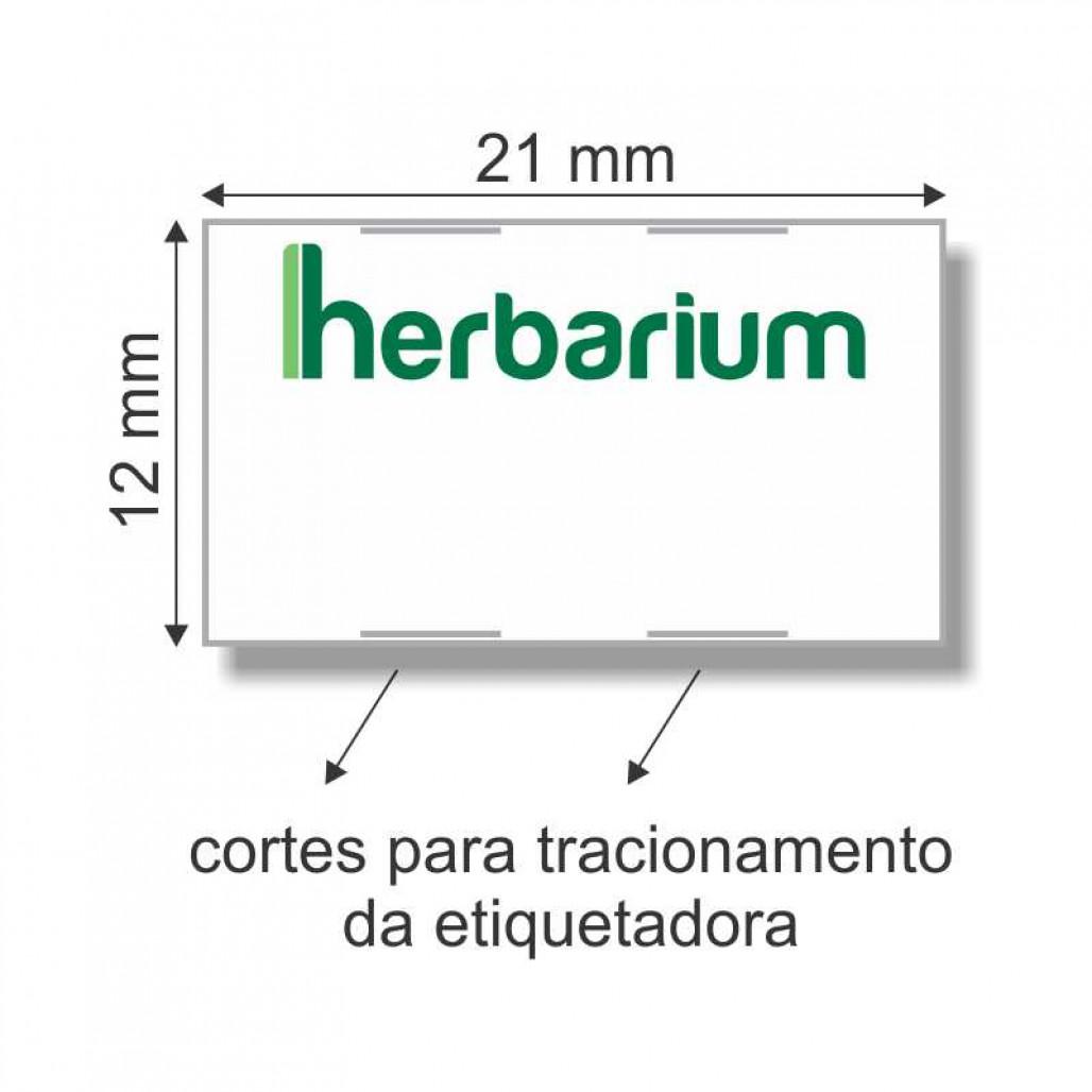 Etiqueta Adesiva MX 2112, Open P6, Prix 6, 21 x 12 mm  para Etiquetadoras, com Opções Personalizadas