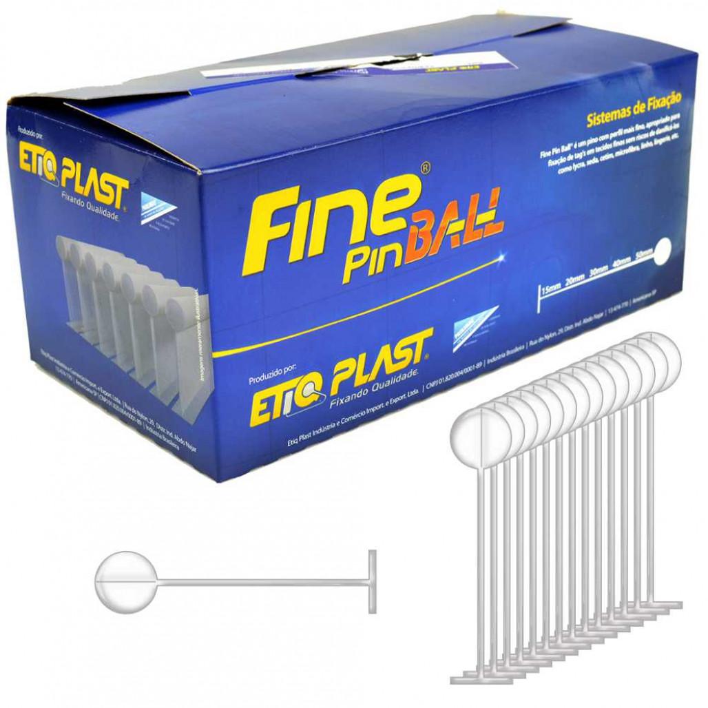 Fine Pin Ball Etiqplast