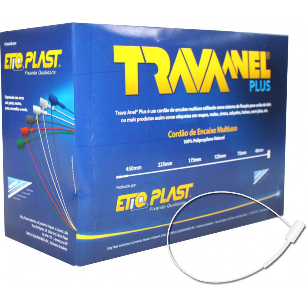 Trava Anel Plus Etiqplast