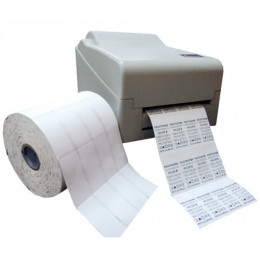Etiquetas de Composição em Nylon Emborrachado para Impressoras Térmicas